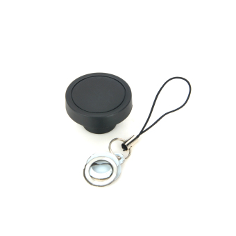 ZUNCLE FE-12 Universal Fisheye Lens Attachment for Digital Cameras and Cell Phones(Black)