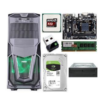 Jual AMD Komputer Rakitan A10 7860K Quad Core - Ram 8GB - HDD 1TB - Game GTA 5 Harga Termurah Rp 4900000.00. Beli Sekarang dan Dapatkan Diskonnya.