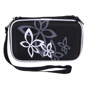 Jual Hard Pouch Carrying Case Bag for 2.5 inch Portable External Hard Drive (Black) - intl Harga Termurah Rp 152000.00. Beli Sekarang dan Dapatkan Diskonnya.
