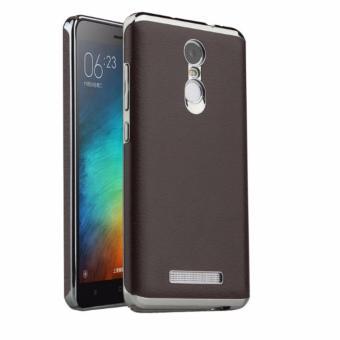 Harga Terbaru Back Case Leather Xiaomi Redmi Note 3 / Note 3 Pro
