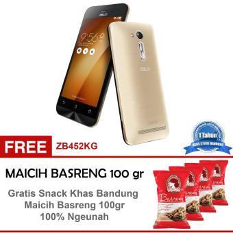 Asus Zenfone Go ZB452KG 8GB - Free Maicih Basreng Garansi Resmi