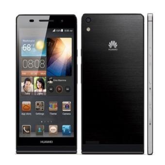 Huawei Ascend P6 Smartphone Tipis ketebalan 6.22 mm 2GB RAM
