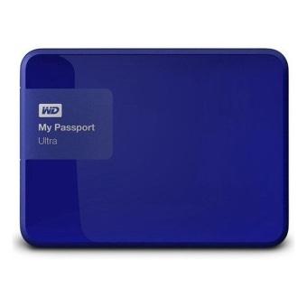 Jual WD Harddisk Eksternal My Passport Ultra 1TB USB 3.0 - Biru Harga Termurah Rp 895000.00. Beli Sekarang dan Dapatkan Diskonnya.