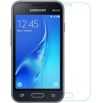 Harga Gerai Tempered Glass Screen Protector for Samsung Galaxy J1 Mini Clear .