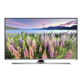 harga Samsung LED TV UA40J5000 Full HD LED TV - Hitam - Khusus Jabodetabek Lazada.co.id