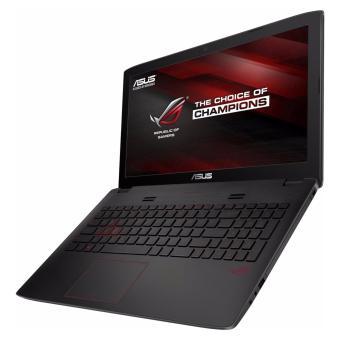 Jual ASUS ROG GL552V-W - i7 6700HQ/ 8GB/ 128GB SSD + 1TB/ GTX960M 2GB/ W10/ 15.6FHD