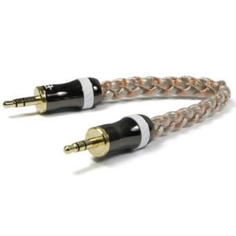ZY HiFi Male to Male Stereo Audio Cable 3.5 Stereo ZY-007