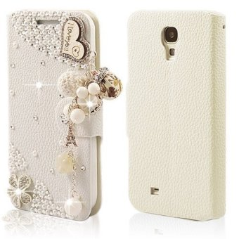 Moonmini Case for Samsung Galaxy S4 i9500 i9505 S IV GT i9500 White .