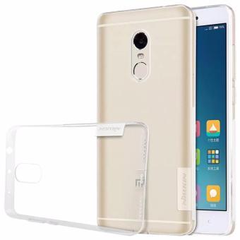 Harga Terbaru Nillkin Frosted Hard Case Xiaomi Redmi Note 3 / Note 3 Pro – Clear
