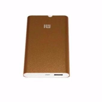 Jual Power Bank Xiaomi Slim 88000mah - Gold Harga Termurah Rp 279900.00. Beli Sekarang dan Dapatkan Diskonnya.
