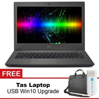 Jual Acer 14 Gaming Laptop Core i5-4Gb-1Tb-NVIDIA-win8 + Gratis Tas Laptop + USB Self Upgrade Windows 10
