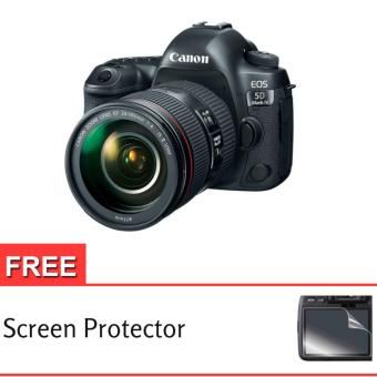 Harga Canon Kamera DSLR EOS 5D Mark IV Kit 24-105mm IS II USM +