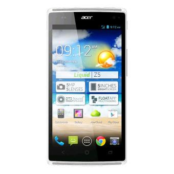 Jual Acer Liquid Z5S Z150S - 4GB - RAM 1GB - Putih Harga Termurah Rp 1999000.00. Beli Sekarang dan Dapatkan Diskonnya.