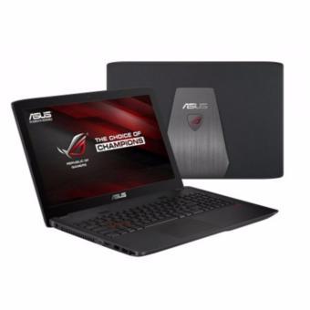 Jual Asus Rog GL552VX - I7 7700HQ - 8GB DDR4 - 1TB HDD - Win10 - GTX950M 4GB - 15.6 Full HD