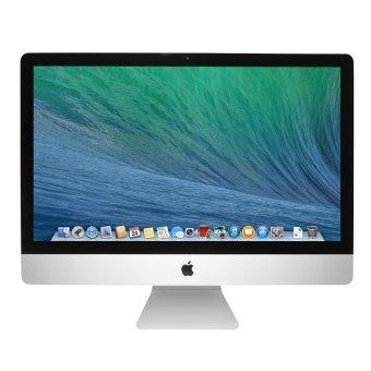 Jual Apple iMac MD093ZA/A 21.5 inch Desktop - Silver Harga Termurah Rp 24999000. Beli Sekarang dan Dapatkan Diskonnya.