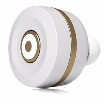 Mini Stereo Wireless Bluetooth Earphone ZY-S8 - White