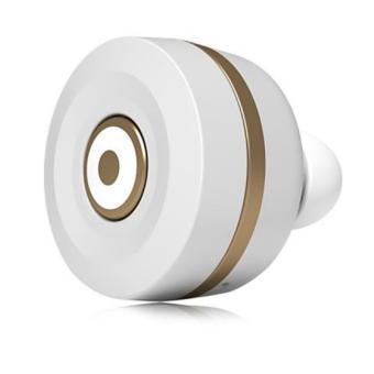 Mini Stereo Wireless Bluetooth Earphone - ZY-S8 - White