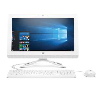 Jual HP PC All in One 20-c005D - AMD E2-7110 - 4GB - 500GB - 19.45
