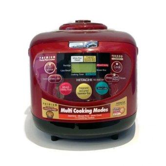 Hitachi Rice Cooker Digita RZ- XMC10 Y - 1 Liter- Merah