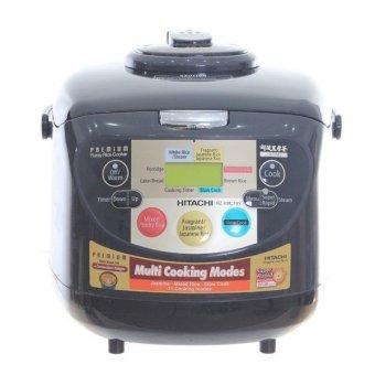 Hitachi Rice Cooker 1.8 Litre XMC18YOBK - Hitam