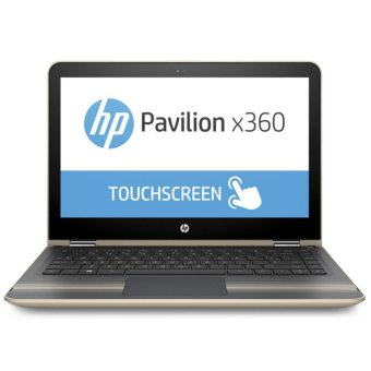 Jual HP Pavilion x360 convertible 13-u171TU - Intel Core i3-7100U - 4GB Ram - 500GB HDD - 13.3
