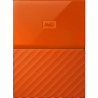 Jual WD My Passport New Portable Hard Drive 1TB - Orange Harga Termurah Rp 1100000.00. Beli Sekarang dan Dapatkan Diskonnya.