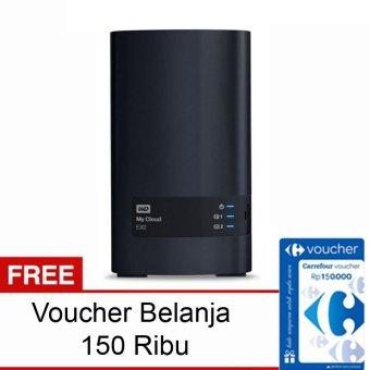 Jual Western Digital My Cloud EX2 - 12TB Gigabit Lan + Free Voucher Belanja 150Rb Harga Termurah Rp 12999000.00. Beli Sekarang dan Dapatkan Diskonnya.
