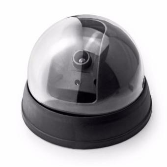 Harga Unique Dummy CCTV LED Light - Replica Dome CCTV - CCTV Palsu - Fake Kamera