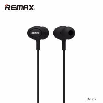 Harga Remax Earphone Universal Smartphone RM 515 Stereo Sound Headphone .