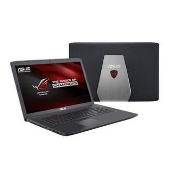 Jual ASUS ROG GL752VW-6700HQ - RAM 12GB - i7-6700HQ - GTX960-4GB - 17.3