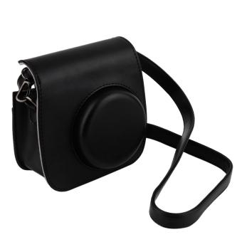 ... Frame Driver Sunglasses Brand Design Original Box Women Oculos - Intl. CHEER Leather Case Bag for Polaroid Photo Camera (Black)