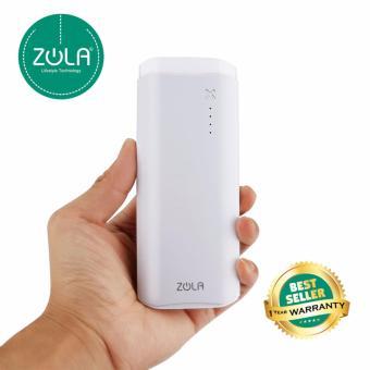 Jual Zola Torch Powerbank 10000 mAh - Putih Harga Termurah Rp 199000.00. Beli Sekarang dan Dapatkan Diskonnya.