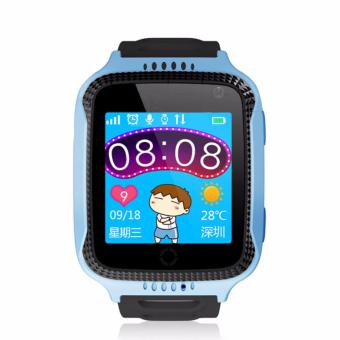 2Cool Children Smart Watch with Phone Call Anti Lose Camera Kids GPS watch - intl