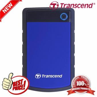 Jual Transcend StoreJet 2TB Portable USB 3.0 External Hardisk - Blue Harga Termurah Rp 1400000.00. Beli Sekarang dan Dapatkan Diskonnya.
