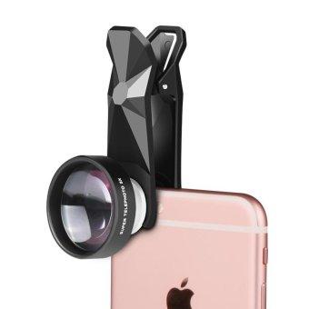 Mobile Phone Universal External Lens 5X Zoom Zoom Lens SLR Camera - intl
