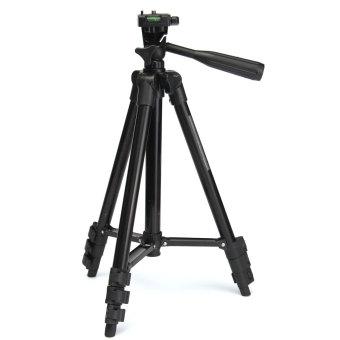 Harga FT-810 aluminium teleskopik tumpuan kaki tiga pemegang dengan Stan tas untuk kamera DV