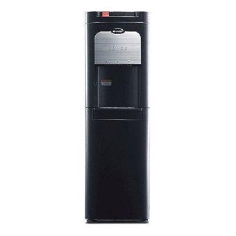 SHARP Water Dispenser Battery Back Up Galon Bawah - SWD-80EHL-BK - Hitam - Khusus Jabodetabek