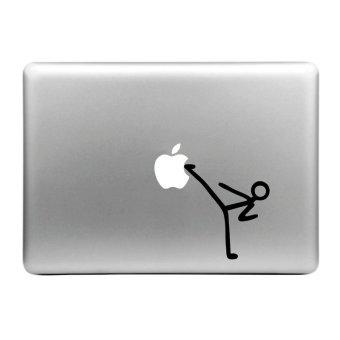 Jual Hat-Prince Kick Apple Pattern Removable Decorative Skin Sticker for MacBook Air / Pro / Pro with Retina Display, Size: M Harga Termurah Rp 134000.00. Beli Sekarang dan Dapatkan Diskonnya.