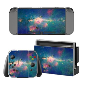 New Decal Skin Sticker Anti Dust PVC Protector For Game Nintendo Switch Console ZY-Switch-0002 - intl