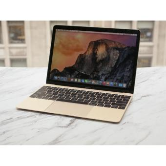 Jual Apple MacBook MK4N2 GOLD 12