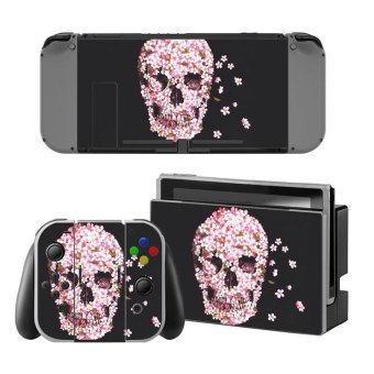 Decal Skin Sticker Dust Protector for Nintendo Switch Console ZY-Switch-0185 - intl