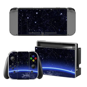 New Game Decal Skin Sticker Anti-dust PVC Protector For Nintendo Switch Console ZY-Switch-0032 - intl