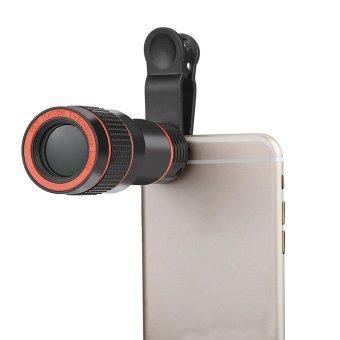 12X All-optical Zoom Telephoto Telescope Lens Phone Camera - intl