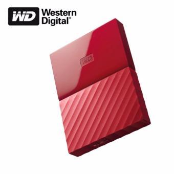 Jual Western Digital WD My Passport 1TB NEW MODEL USB 3.0 – RED Harga Termurah Rp 990000.00. Beli Sekarang dan Dapatkan Diskonnya.