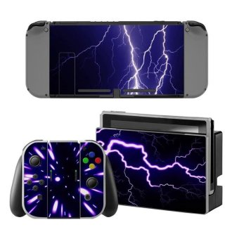 NEW Game Decal Skin Sticker Anti-dust PVC Protector For Nintendo Switch Console ZY-Switch-0030 - intl