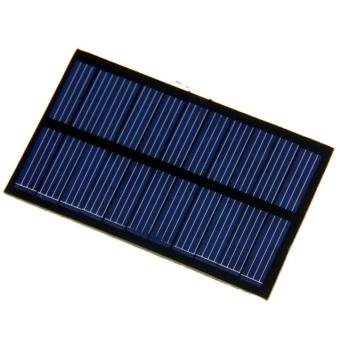 Jual DIY Mini Solar Panel for Smartphone & Powerbank - 5V 1.1W 220MA - Black Harga Termurah Rp 79900. Beli Sekarang dan Dapatkan Diskonnya.