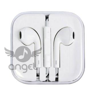 Apple OEM Earphone for iPhone 5/5S - Putih