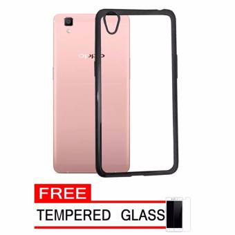 Case Ultrathin Shining Chrome Untuk Oppo Neo 9 A37 Gold Free Source · Gold Free Source