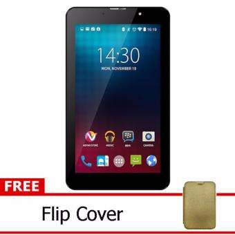 Jual Advan i7 4G LTE RAM 2GB - Hitam + Free Flipcover Gold Harga Termurah Rp 1400000.00. Beli Sekarang dan Dapatkan Diskonnya.
