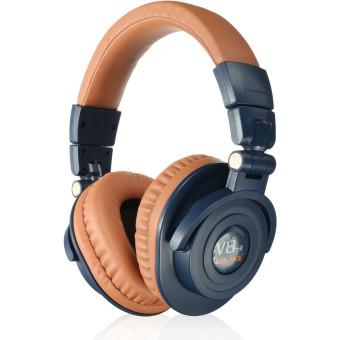 Harga Terbaru Lipat Super Bass Wireless Headphone Stereo Bluetooth Headset dan mikrofon untuk iPhone coklat -